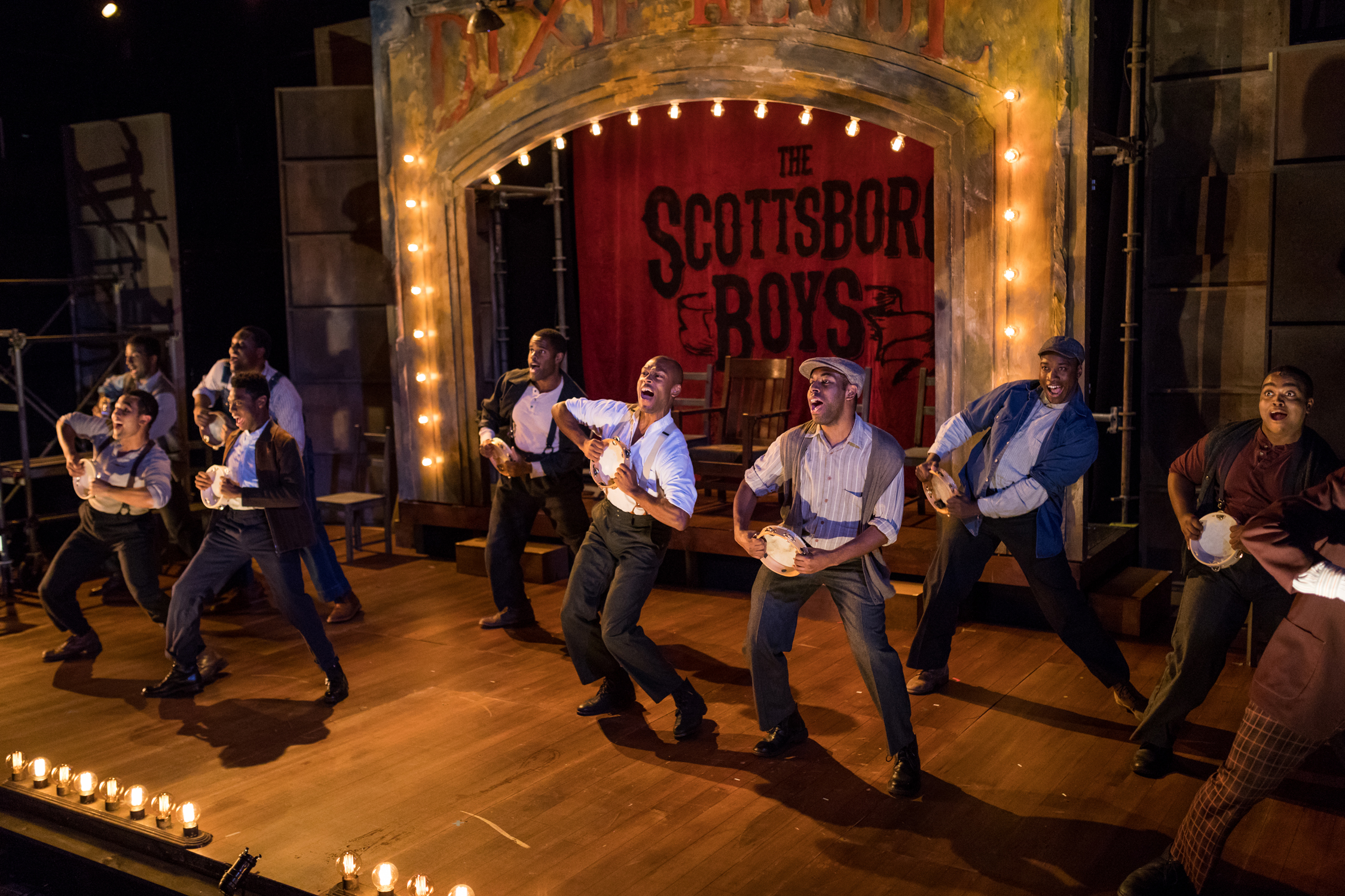 speakeasy stage company production - HD2250×1500